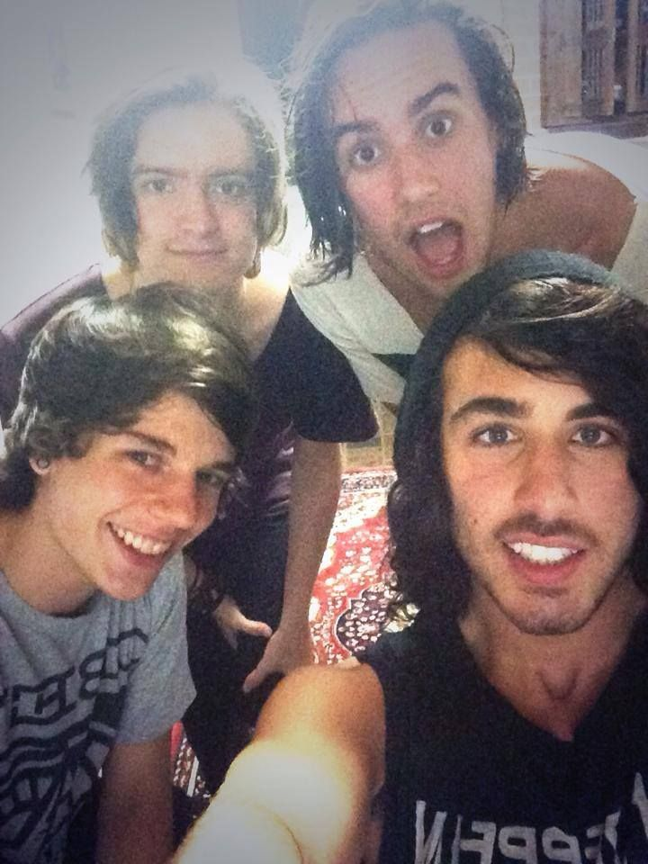 Little Sea ♥ They are Pop-rock band from Western Sydney :) Check them out!
