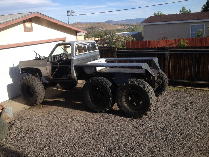 Project Big Ugly - Page 3 - Pirate4x4.Com : 4x4 and Off-Road Forum