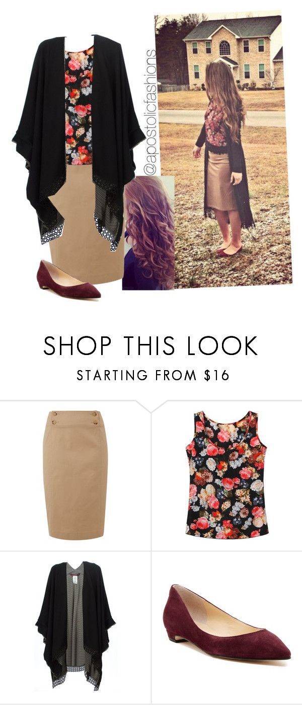 """Apostolic Fashions #931"" by apostolicfashions on Polyvore featuring Lauren Ralph Lauren, Antonia Zander and Ivanka Trump"