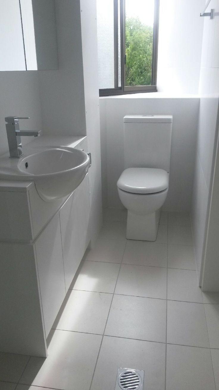 Apartment renovation. Nov 14  #bathroom #Kingston