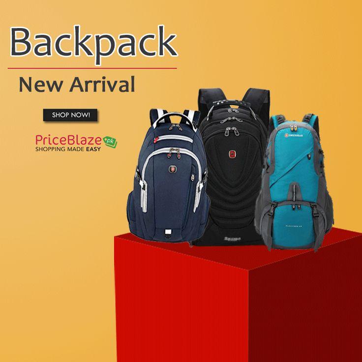 Buy Online Travel Laptop Backpack at #Priceblazepk visit: http://ow.ly/L4Gt30hHV90 #Laptopbag #Bags #backpack #travelbags