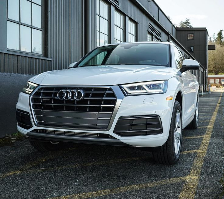 """Audi Seattle (@audiseattle) on Instagram: """"That new #Q5 though. #newnew"""""""