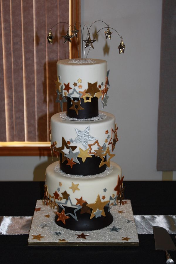Wilton Wedding Column Cake Topper
