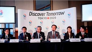 Olympic Games bid offensive launched by Tokyo 2020 team