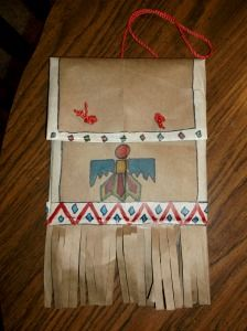 The medicine man, or healer of a tribe, carried a medicine bag that contained many different items including herbs for healing.  The bag itself was thought to have special supernatural powers.   Besides the medicine man, in some tribes, every male ...
