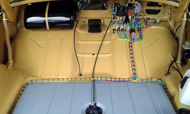 VW Fusca - Parte elétrica https://www.facebook.com/marchaleletricaperformance?fref=photo