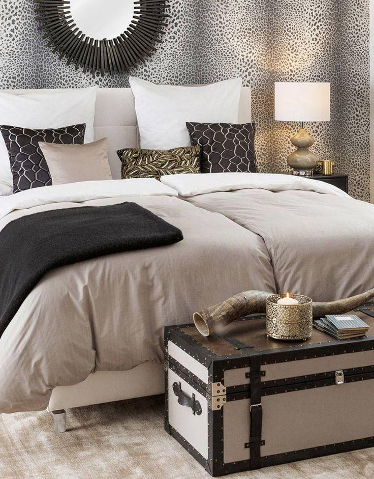 Afrika Design Schlafzimmer - Wohndesign