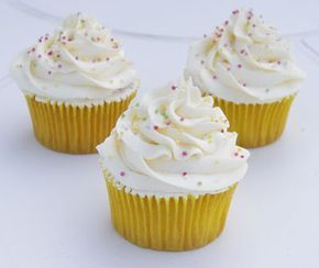 Receta Cupcakes . com: Receta básica cupcakes de limón