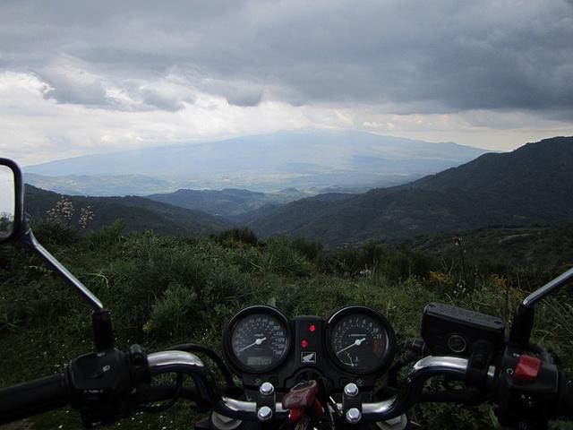 Mount Etna    Sicily Tour 2011, Italy