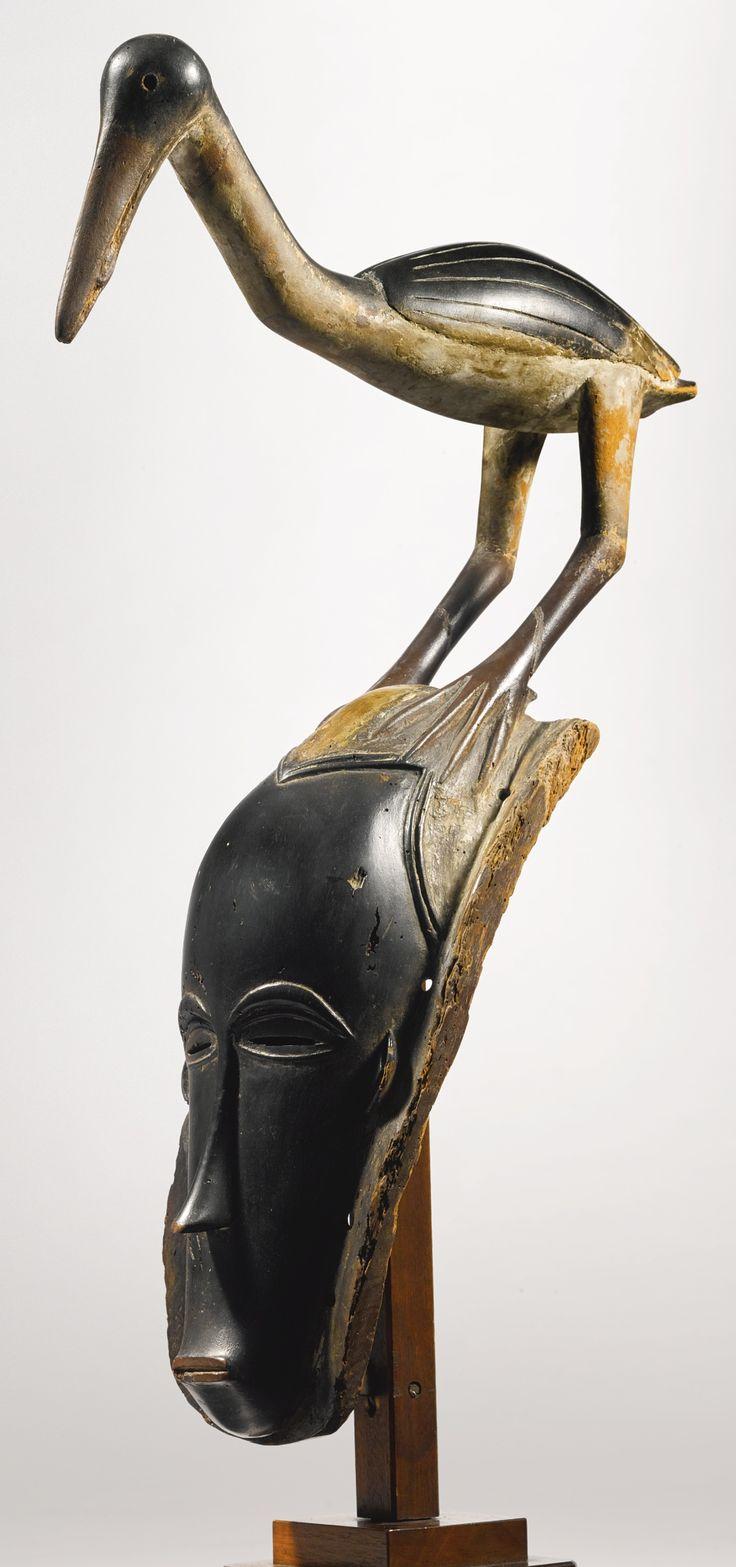 Guro Mask, Ivory Coast | Lot | Sotheby's