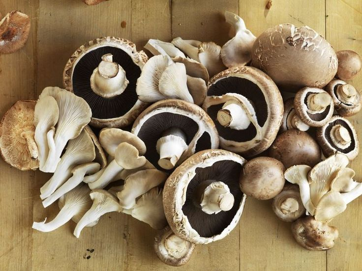 What Nutrients Do Mushrooms Provide?