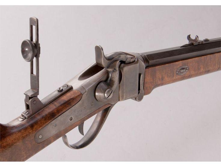 Shiloh Sharps J P Gemmer Single Shot Sporting Rifle Nvsn