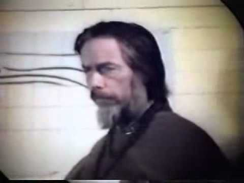 """A clip of Alan Watts from """"Time and the more it Changes.""""   Alan Watts begins by using a boat analogy and proceeds to explain how we should not define ourselves by our past but by the present."""