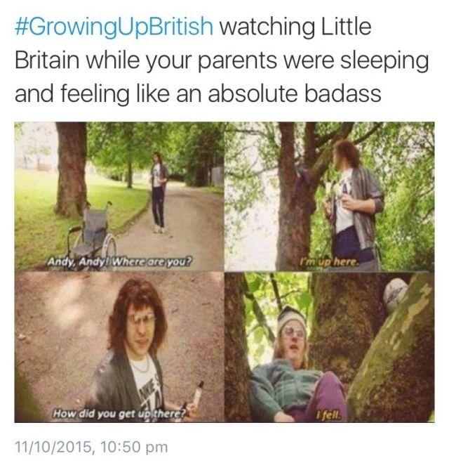 ☆ pinterest// sydharrisx ☆ Little Britain