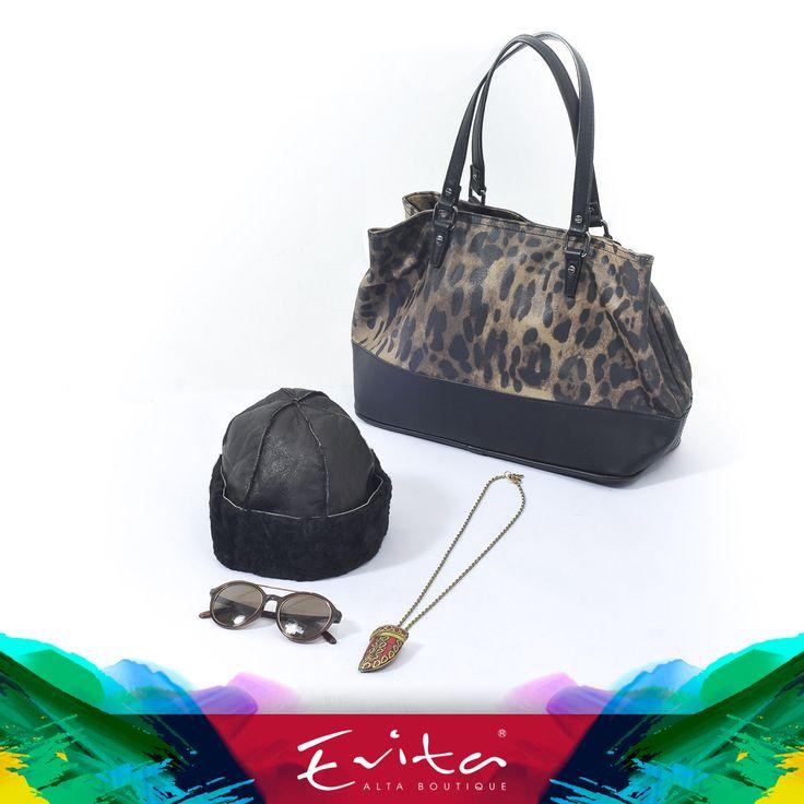 #Accesorios #Cartera #Collar #Gafas #Otoño #Invierno