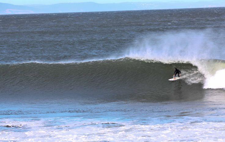 This is how we like to surf Jeffreys Bay with SA Surfari.