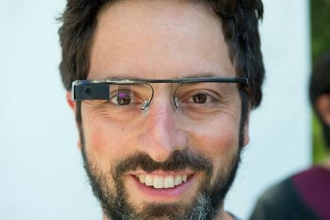 The google glasses are revolutionary glasses that you wear that can display a web browser I found these while surfing the web.