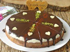 Dolaptan çıkartıp, serin serin ikram edebileceğiniz, lezzetli, çok lezzetli bir pasta tarifi...