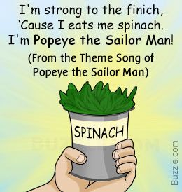 Image result for sayings of popeye the sailor man