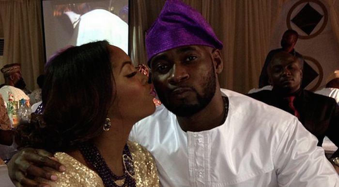 Meet Nigeria's top 10 hottest celebrity couples ever.. [Photos]