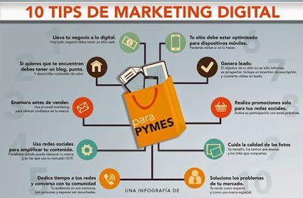 10 Tips de Marketing Digital