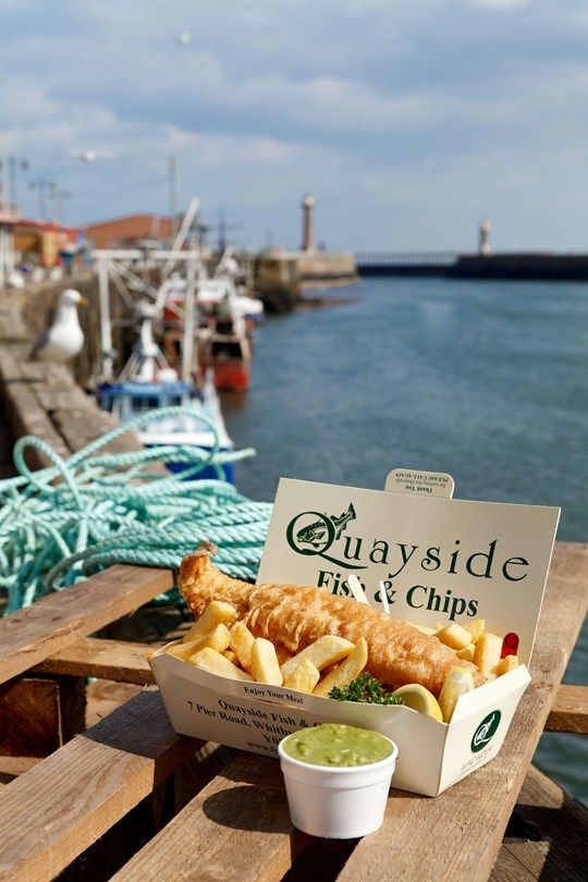 The UK's best fish and chips (Condé Nast Traveller)