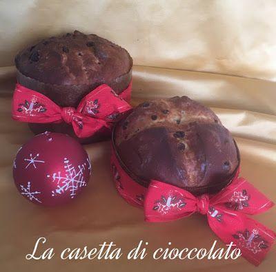 la casetta di cioccolato: Panettone con lievito di birra