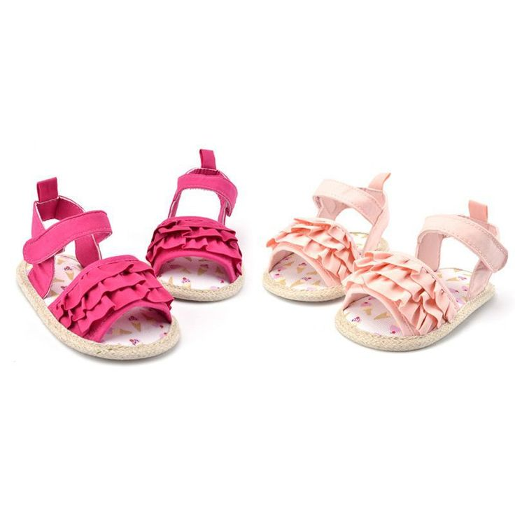 Toddlers Girls Kids Baby Flower Shoes Princess Infrants Prewalkers Hot Sale Shoes For Toddler Girls #Affiliate
