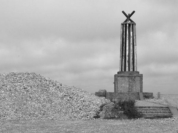 Cayeux-sur-mer - L'Amer Sud ou Le sémaphore (Somme - 80410) [2015] (Photo de Didier Desmet)