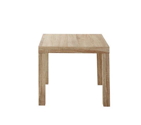 Tables Basses - Table basse carrée NEXT 2 Chêne Sonoma