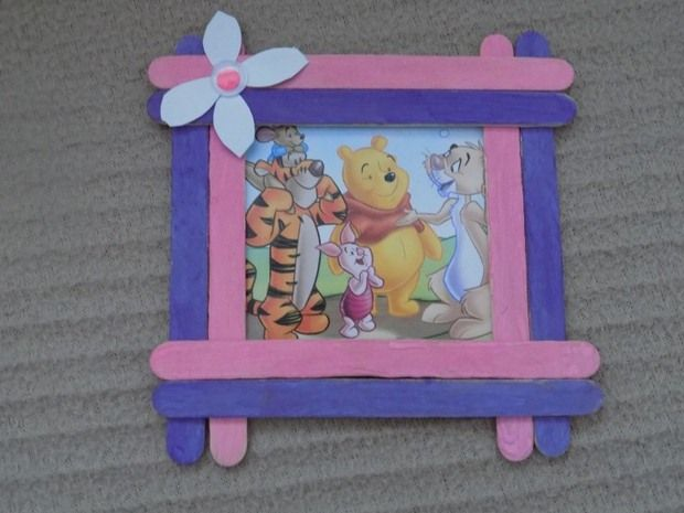 popsicle sticks crafts for kids