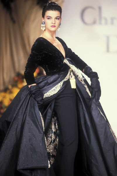 Christian Dior, Autumn-Winter 1990, Couture