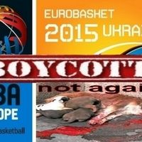Needs more attention please! FIBA EUROPE Basketball: NO Eurobasket 2015 in Ukraine!