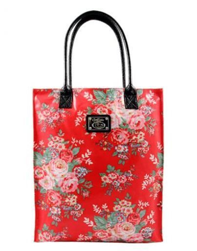Genuine Baggage - Sassy Duck Bouquet Shopper Tote, $45.60 (http://www.genuinebaggage.com.au/sale/sassy-duck-bouquet-shopper-tote/)