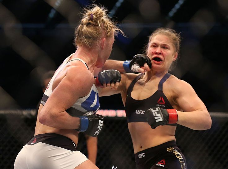 UPDATE: Ronda Rousey released a statement Sunday night after her surprise loss. I just want to ...