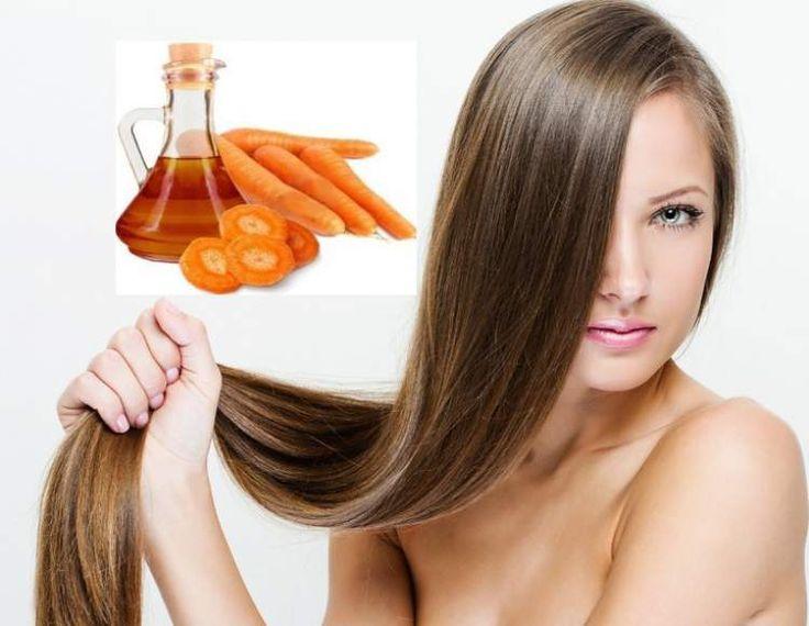 Aprenda fazer óleo de cenoura caseiro e ajude seu cabelo crescer forte e saudável. Essa receita caseira é fácil e barata de fazer, usa apenas 2 ingredientes