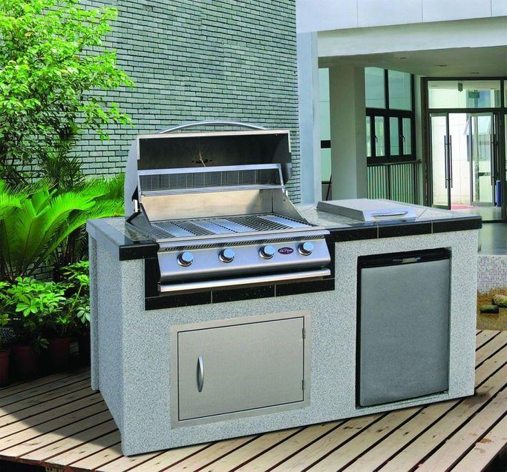 Modular Bbq Outdoor Kitchen: Best 25+ Prefab Outdoor Kitchen Ideas On Pinterest