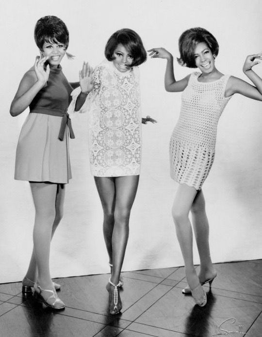 The Supremes - the disciples???