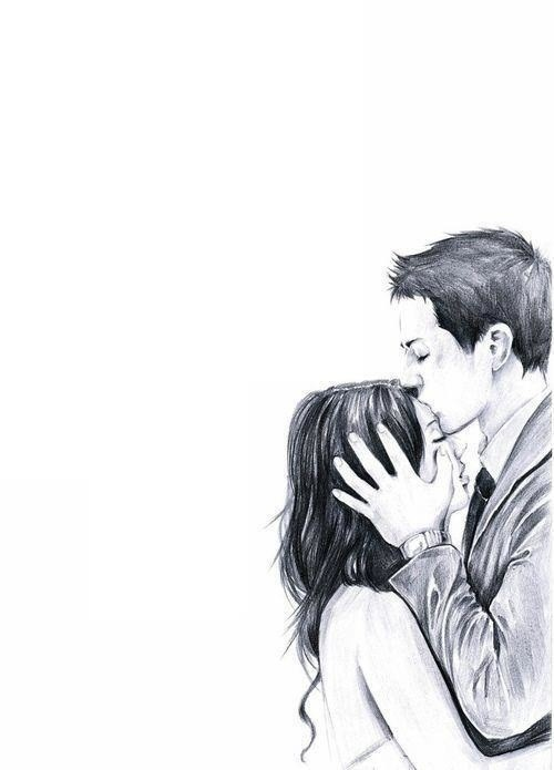 kisses on the forehead