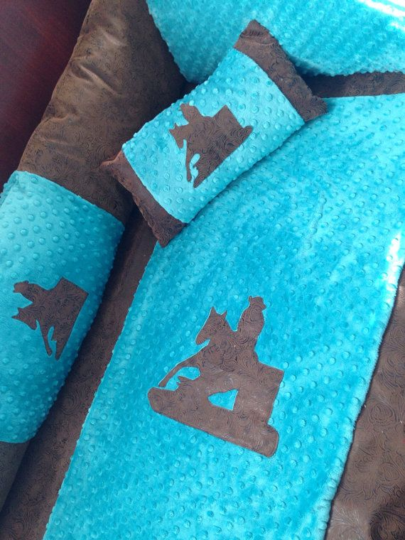 Cowgirl western baby bedding set by ashtensmeenk on Etsy, $175.00... my new favorite