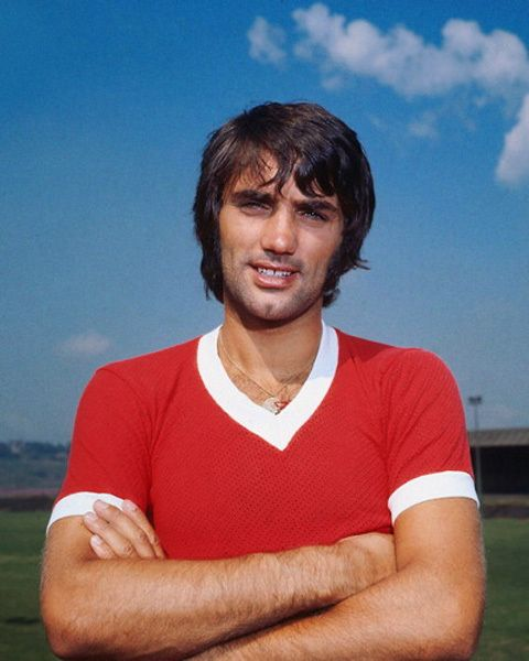 Man.Utd jersey feat. George Best