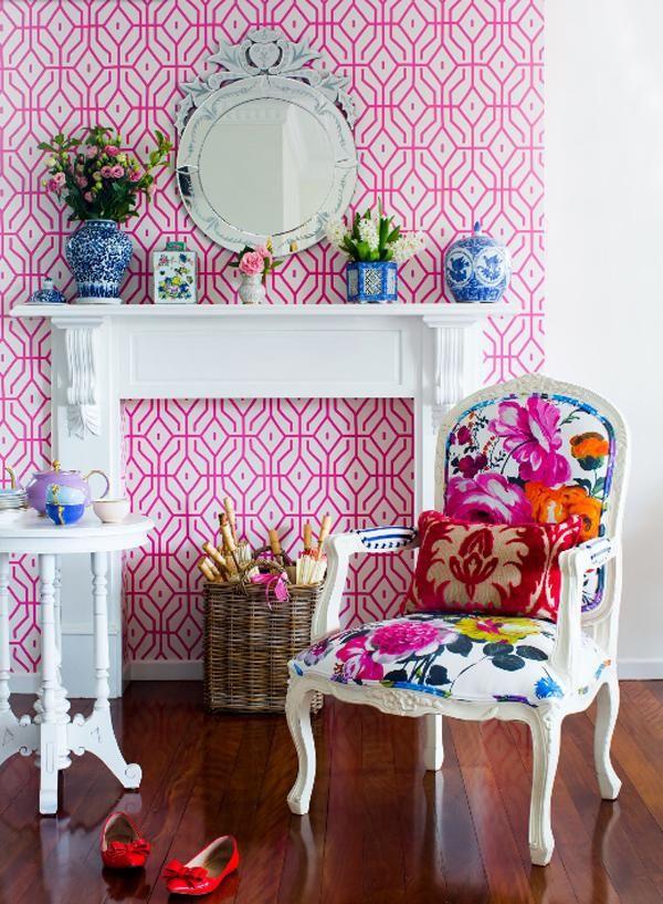 15 Eclectic and Vibrant Decorating Ideas - Createsie
