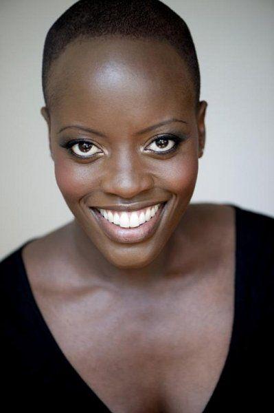 Florence Kasumba Nude Photos 81