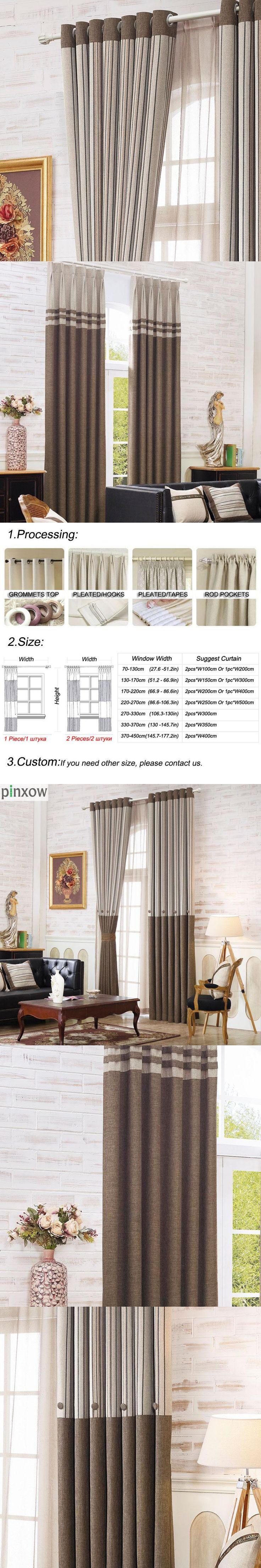 The 25+ best Custom made curtains ideas on Pinterest | Curtains ...