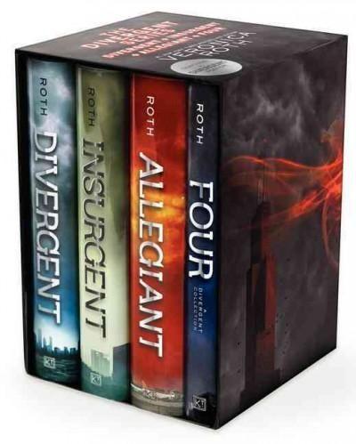 The Divergent Series: Divergent + Insurgent + Allegiant + Four
