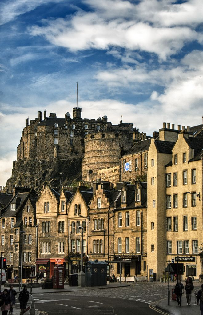 allthingseurope:  Edinburgh, Scotland (by Colin Myers)