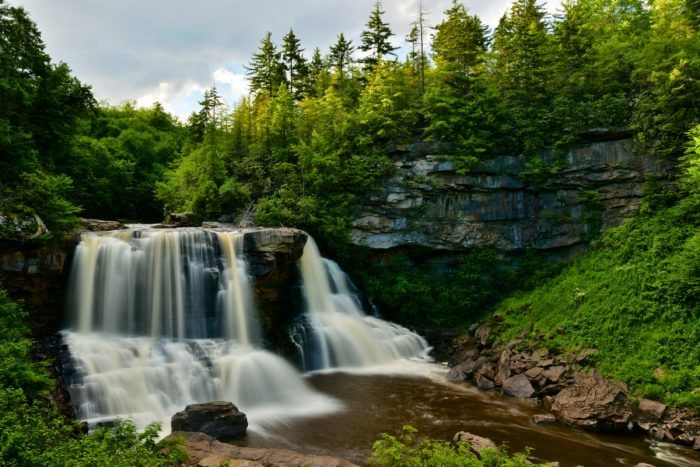 Information On West Virginia State Parks And Forests Including Maps Camping Lodging And Trails Find In 2020 Blackwater Falls State Park Blackwater Falls State Parks