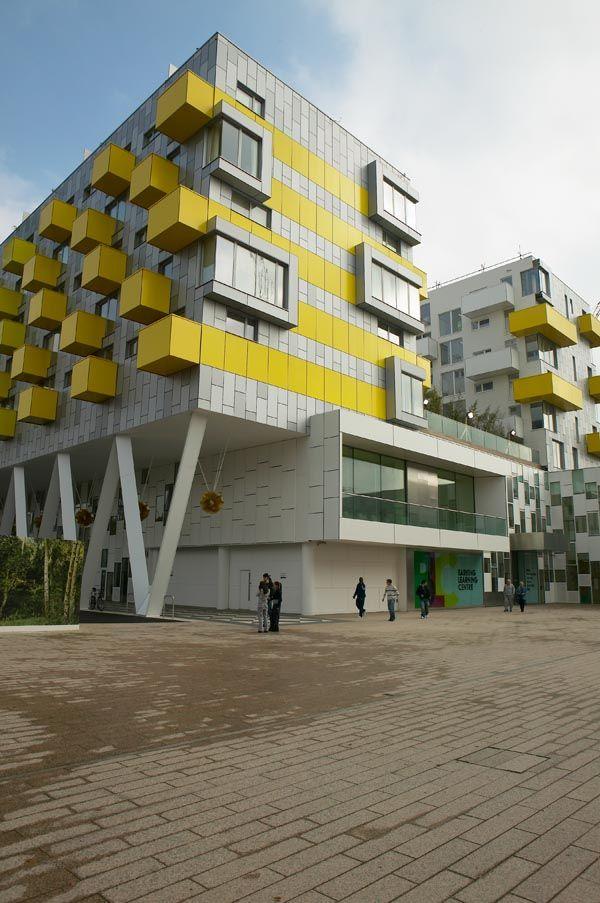 Trespa Meteón: Placas para exterior en proyectos residenciales