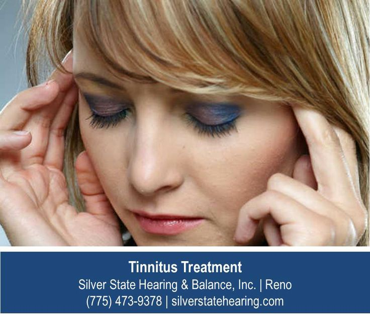 http://silverstatehearing.com/tinnitus-treatment.php – Tinnitus doesn't have to rule your life. There are new treatments and therapies shown to be very effective at reducing the constant ringing and buzzing. Ask how the tinnitus experts at Silver State Hearing & Balance, Inc. can help.