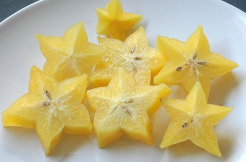 how to eat a star fruit strange fruit poem